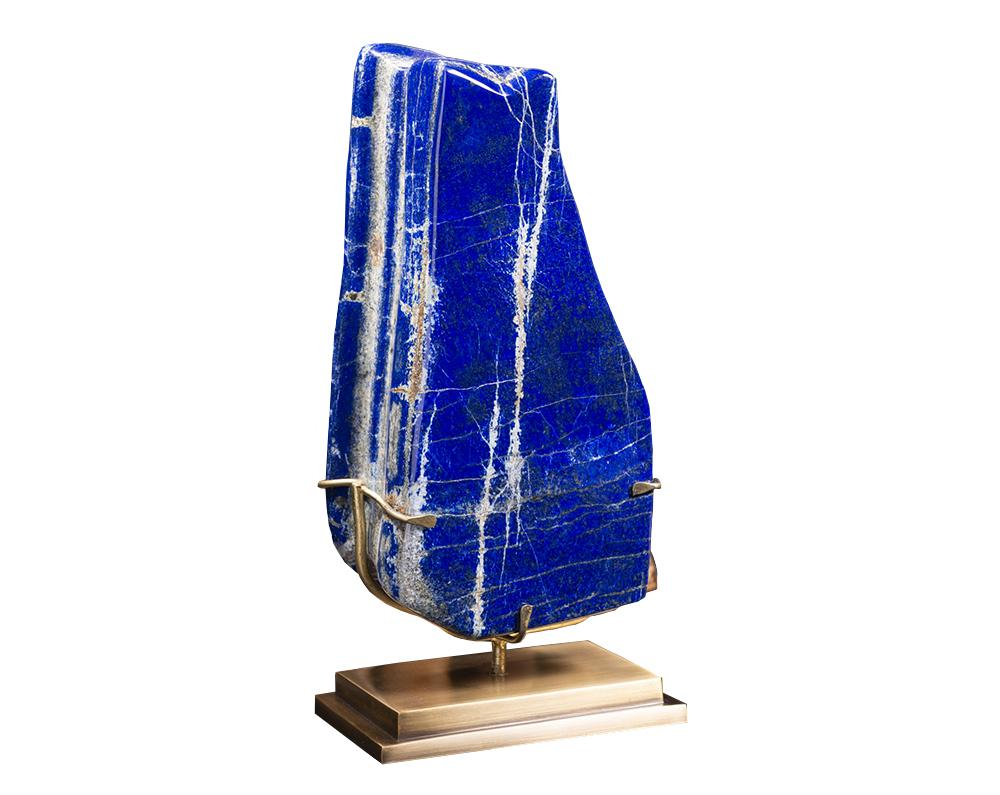 Blue Lapis Statue